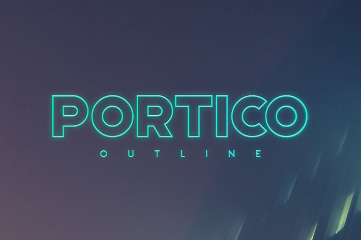 Thumbnail for Portico Outline