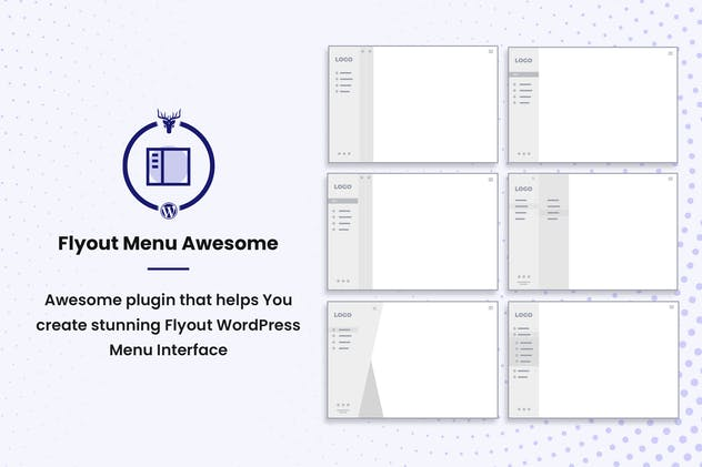 Vertical Slide Menu WordPress Plugin