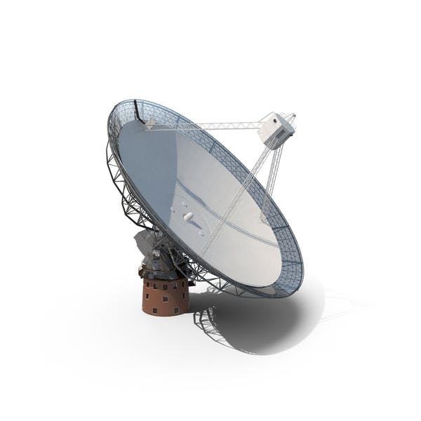 Thumbnail for Radio Telescope