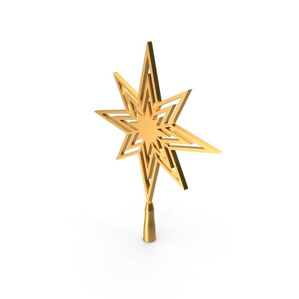 Thumbnail for Christmas Star Ornament