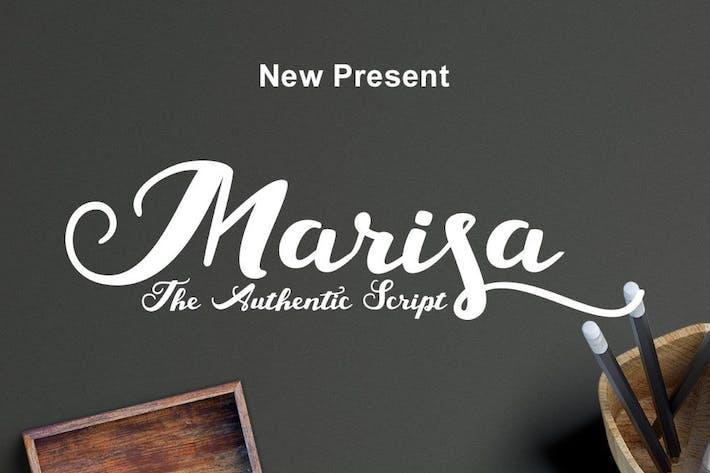 Thumbnail for Marisa Script