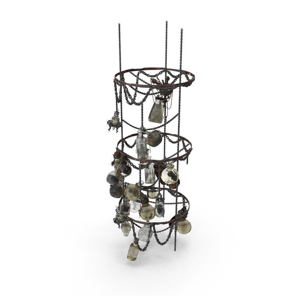 Fantasy Kitchen Rack
