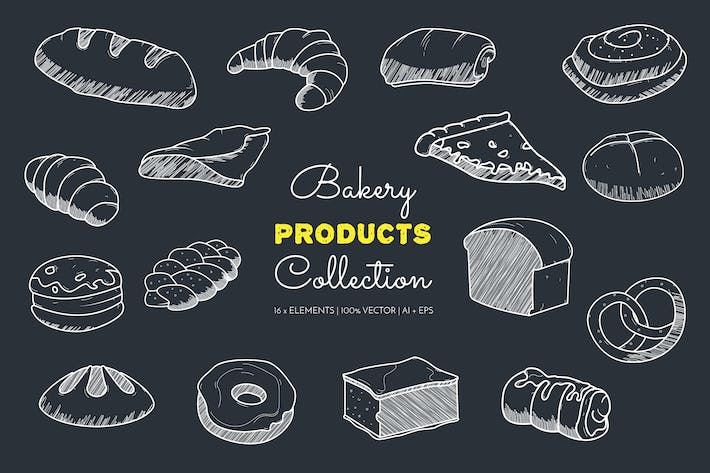 Thumbnail for Bakery Products Collection