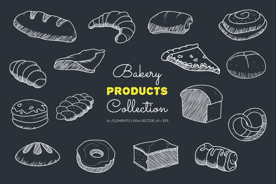 Bakery Products Collection