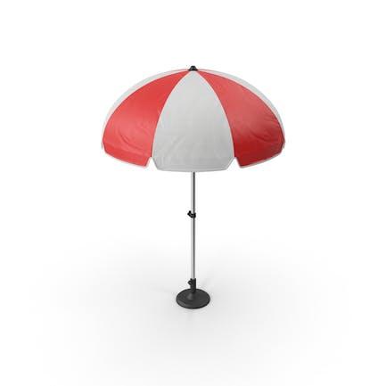 Paraguas de patio