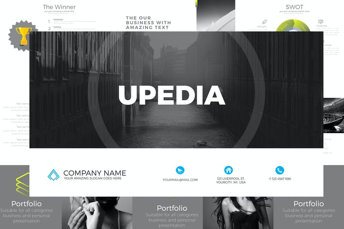 Thumbnail for UPEDIA Keynote