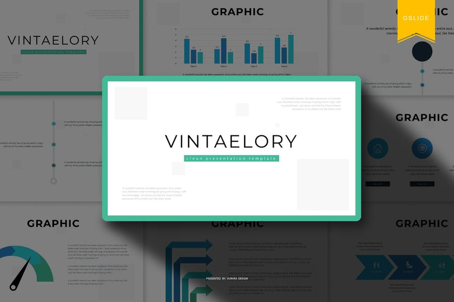 Vintaelory | Google Slides Template