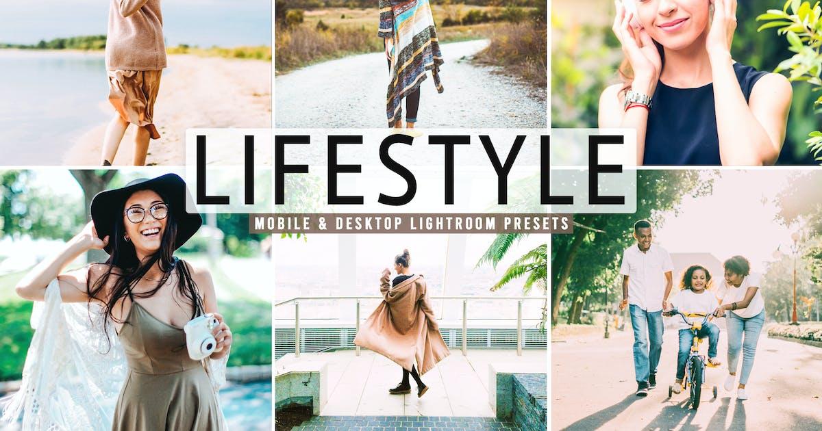 Download Lifestyle Mobile & Desktop Lightroom Presets by creativetacos