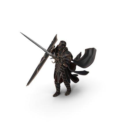 Dark Knight verteidigt sich von oben