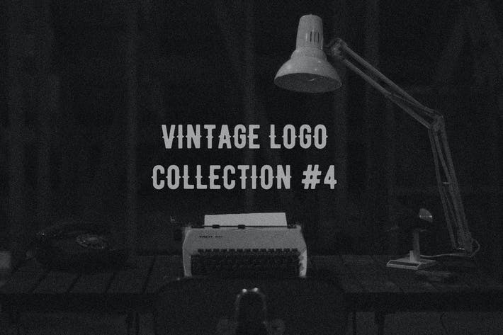 Thumbnail for Vintage Logo Collection #4