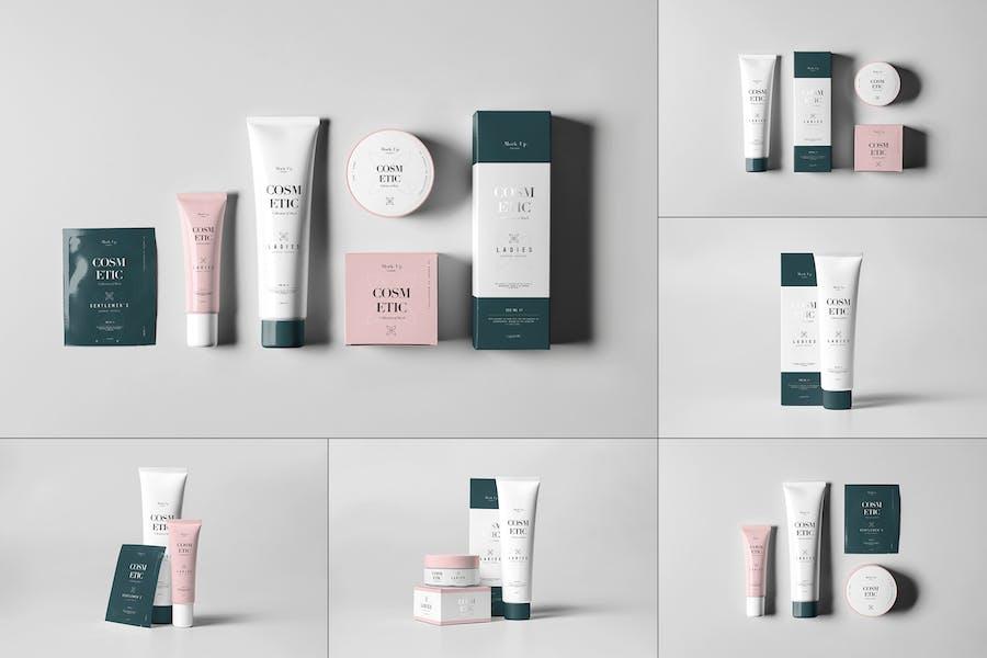 Cosmetic Mock-up 6