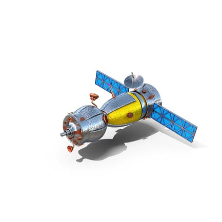 Spy Satellite PS