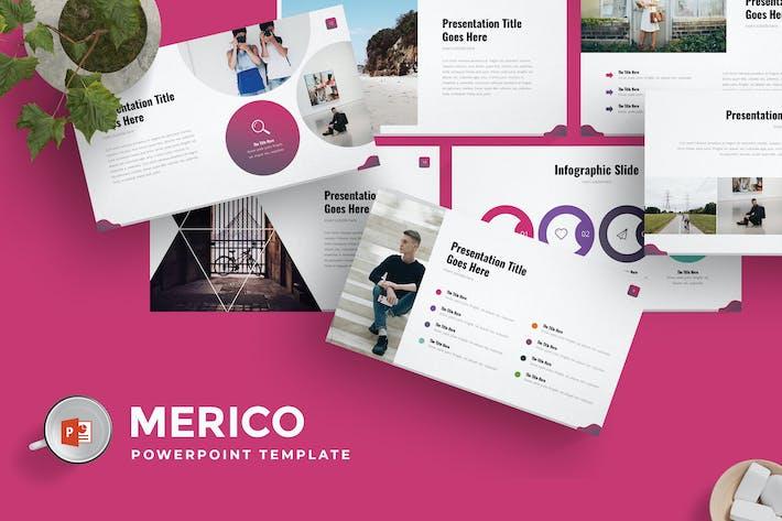 Merico Powerpoint Template