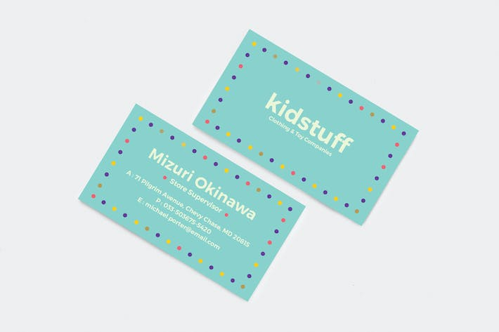Thumbnail for Professional and Creative Business Card 11