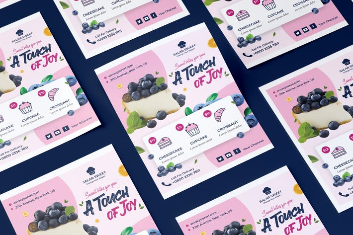 Thumbnail for Fresh Food Flyer