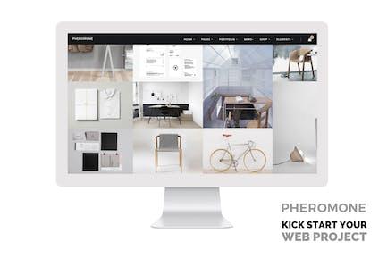 Pheromone - Smart Multi-Concept Template
