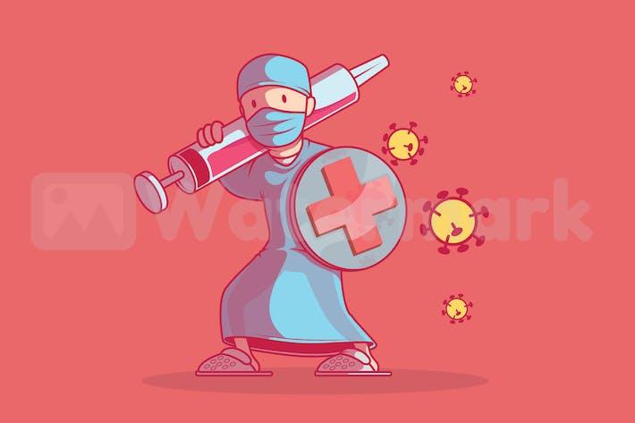 Nurse Shield