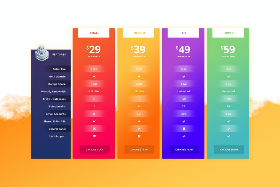Download Price Table 09 by themeboo