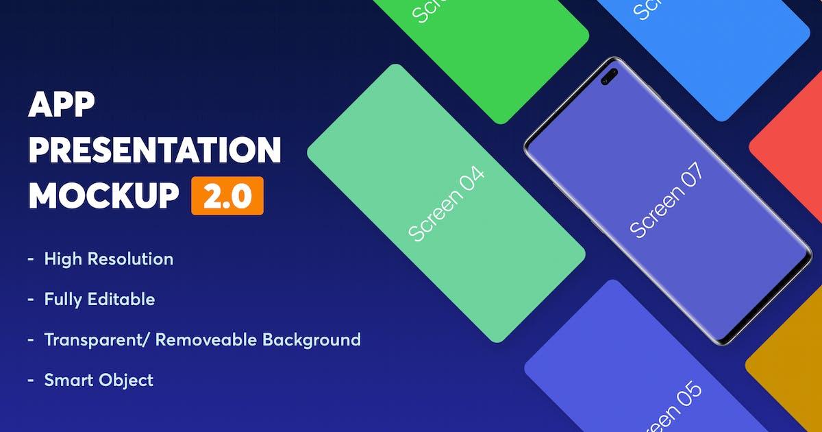 Download App Mockup v2.0 by tunerpixel
