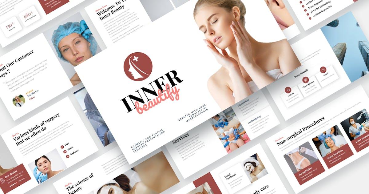 Download Inner Beautify - Cosmetic Powerpoint Template by MasdikaStudio
