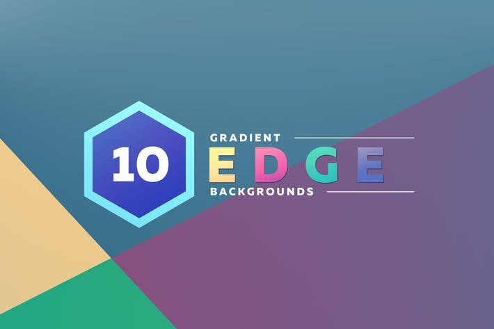 Thumbnail for Gradient Edge Backgrounds
