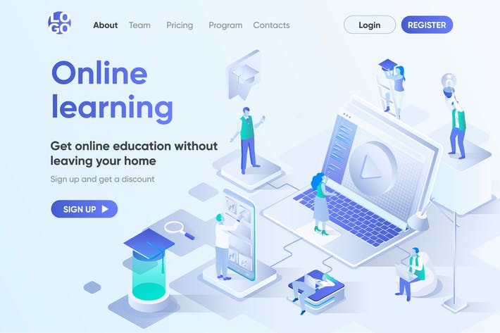 Thumbnail for Online Learning Isometric Concept Landingpage