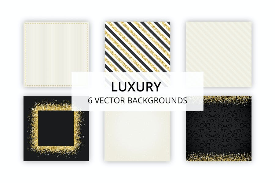 Luxury vector backgrounds