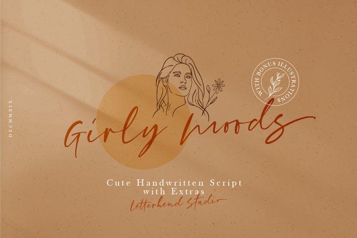 Thumbnail for Girly Moods Script