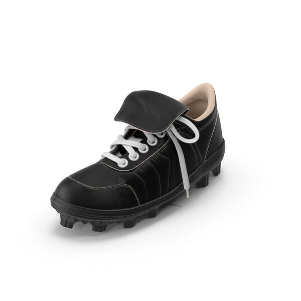 Thumbnail for Baseball Cleats Black