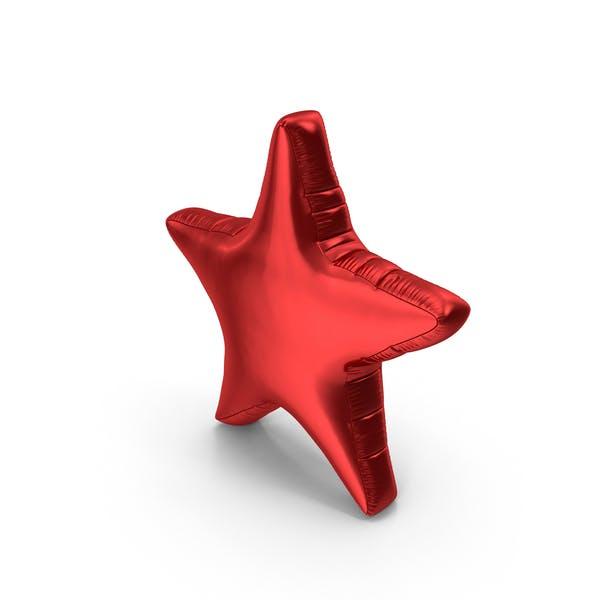 Thumbnail for Foil Balloon Star
