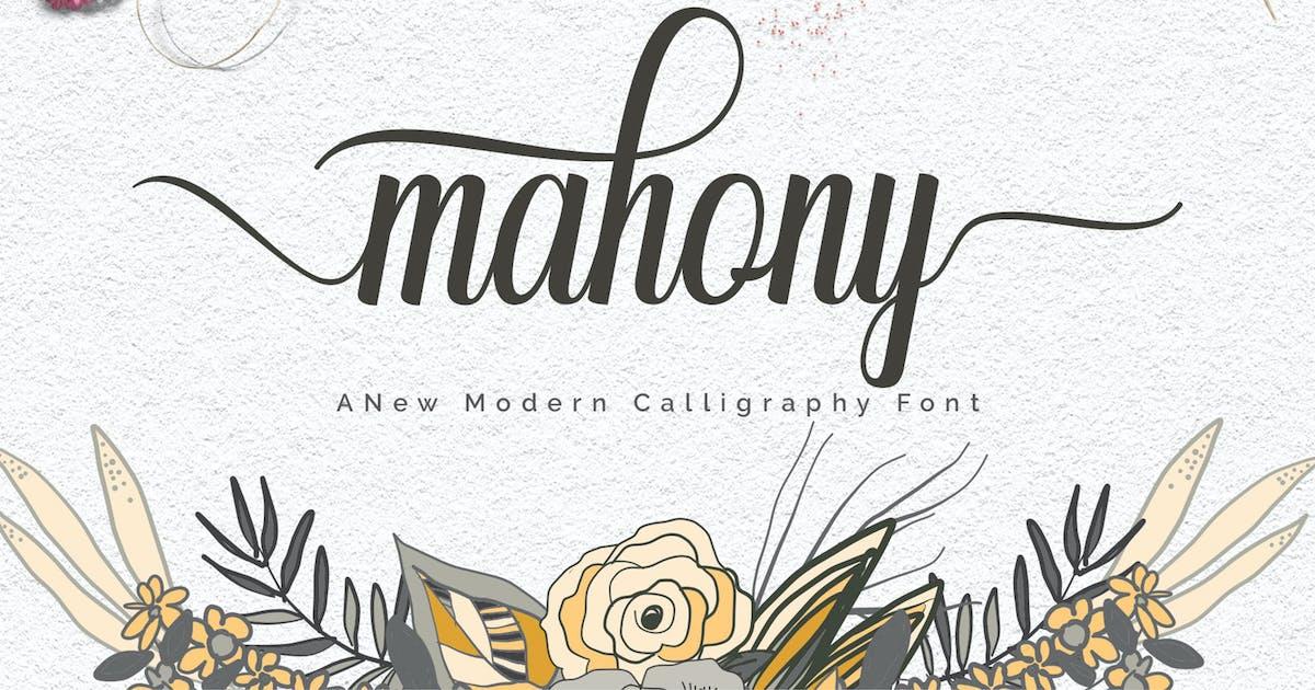 Download mahony script by raseuki