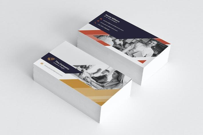 Thumbnail for Business Card – Creative Multipurpose v2