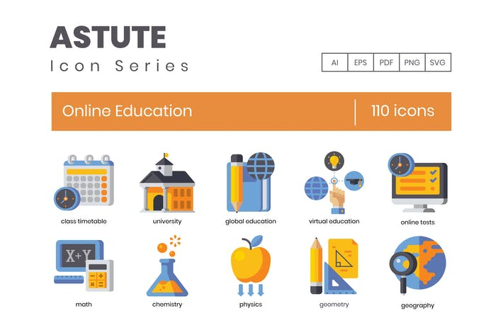 Thumbnail for 110 Online Education | Astute Series