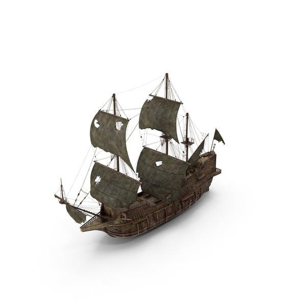 Thumbnail for Pirate Ship Worn