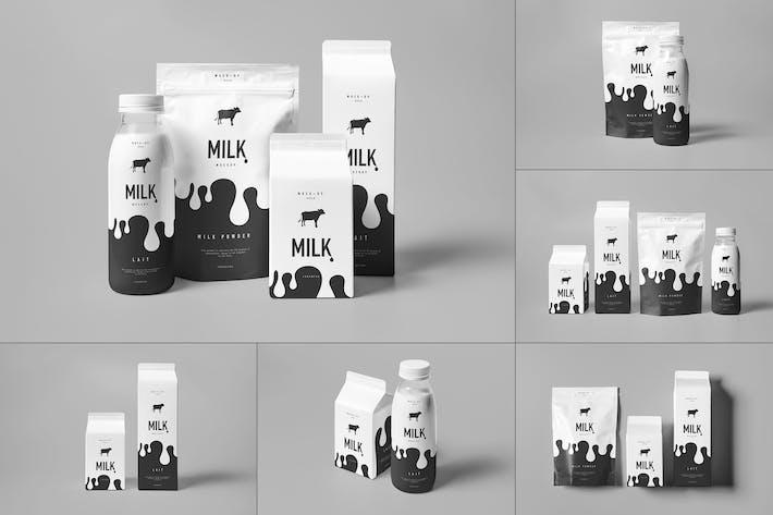 Thumbnail for Milk Mock-up