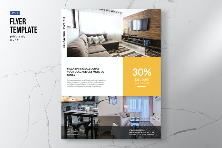 Cover Image For Multipurpose Flyer Template