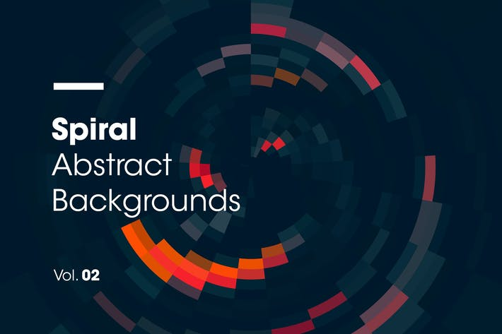 Thumbnail for Spiral | Abstract Backgrounds | Vol. 02