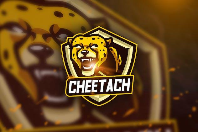 Cheetah - Mascot & Esport Logo
