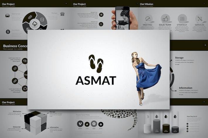 Thumbnail for ASMAT Keynote