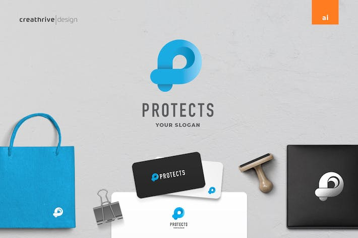 Protects Logo