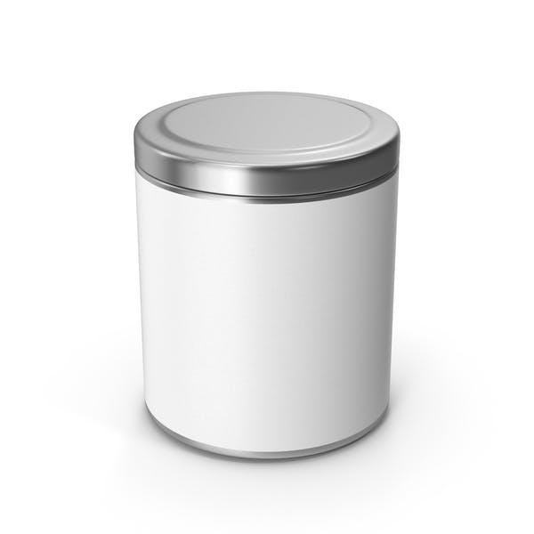 Kitchen Metal Jar