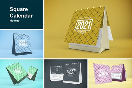 Квадратный календарь