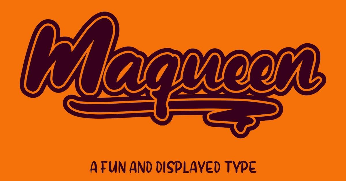 Download Maqueen by garisman