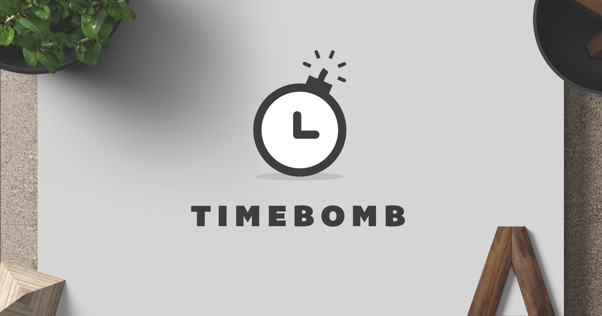 Download Timebomb — Logo Template by furnace