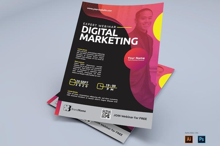 Thumbnail for Marketing numérique - Poster