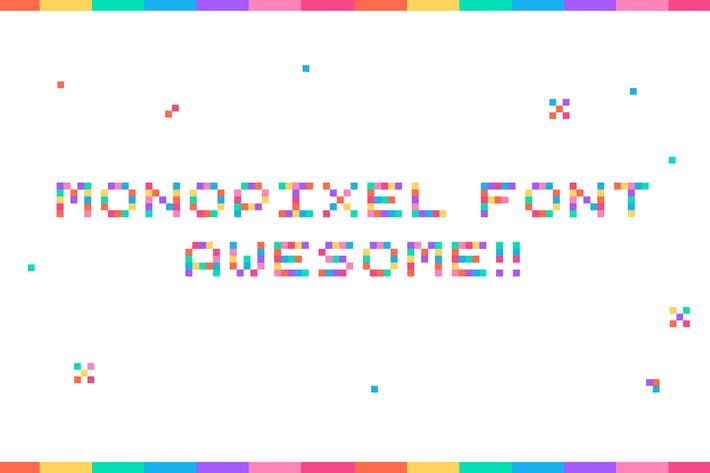 Thumbnail for MonoPixel Awesome