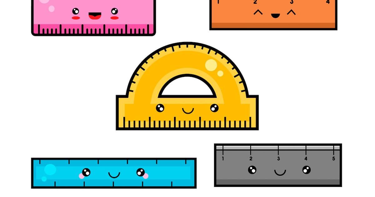 Download Kawaii Ruler Set by MissChatZ