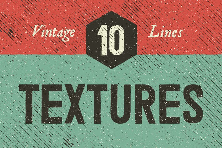 Cover Image For Vintage Lines Textures