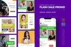 Flash Sale Instagram Post
