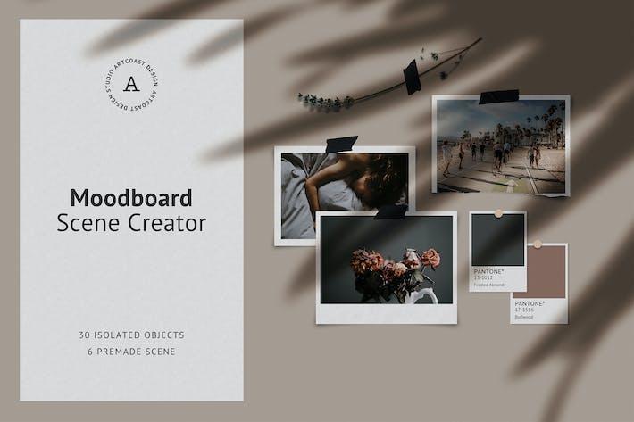 Thumbnail for Moodboard Scene Creator